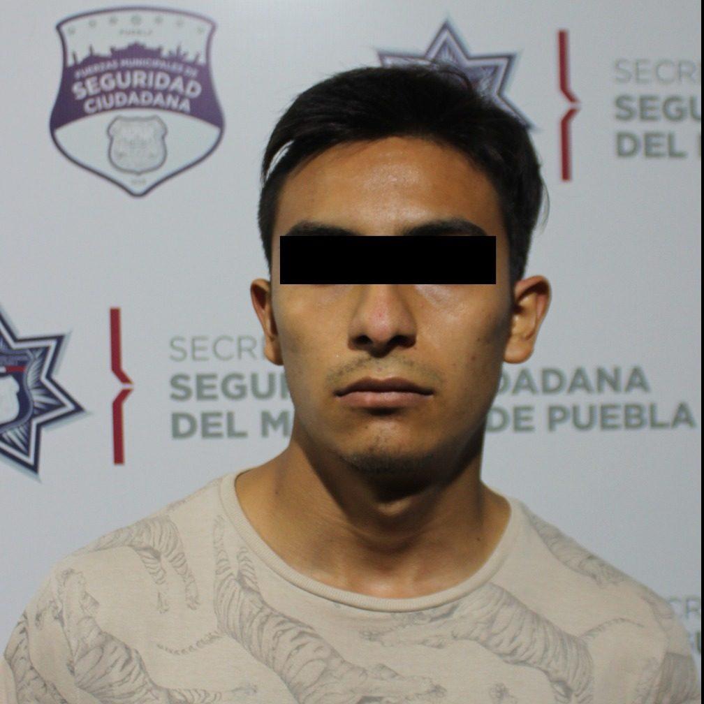 """Brayan Orlando """"N.""""   Crónica Puebla"""